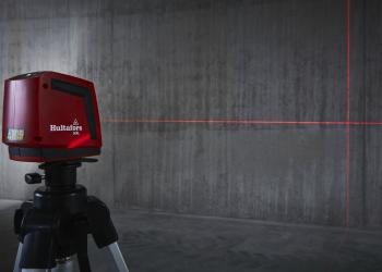 Hultafors utvider sitt sortiment laserverktøy