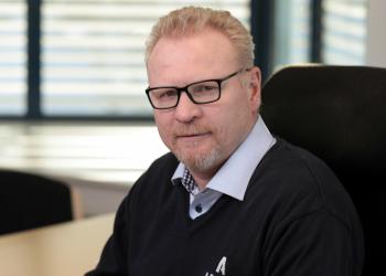 Geir Behn (52) ny daglig leder i Abicon Elektro