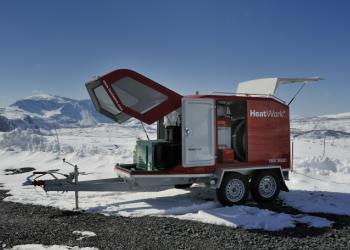 Mobile varmekraftverk med nye bruksområder