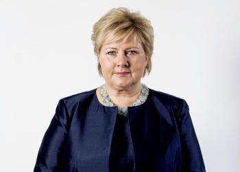 Statsminister Erna Solberg åpner ShareLab