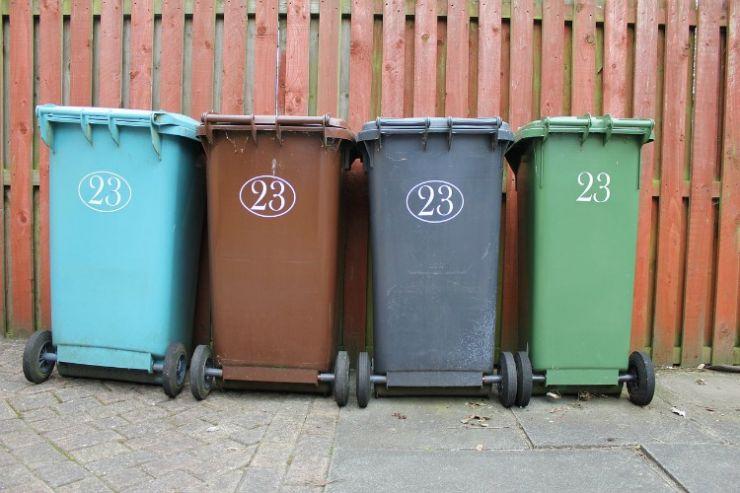 Sverige Importerer søppel til fjernvarme