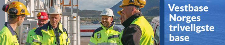 Vestbase - Norges triveligste base