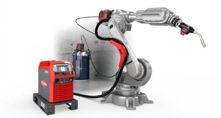 TPS/i Robotics fra tyske Fronius|Teknologiskenyheter.no