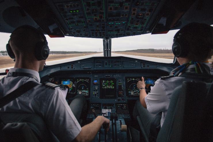 Hva kan flysikkerhet lære oss om menneskets plass i en digitalisert arbeidsdag?