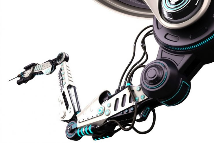 Hvorfor roboter bør betale skatt
