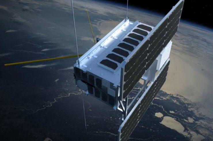 NorSat-1 merkedag i norsk romfartshistorie